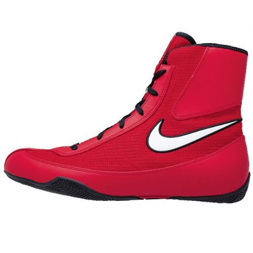 Nike Machomai V2 Boxing Boots - Red